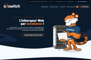 offre o2switch herbergeurweb